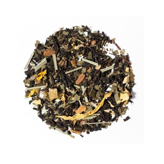 Blend de chá preto com ervas Black Mojito