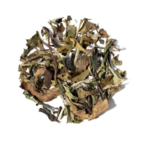 Chá branco China Pai Mu Tan