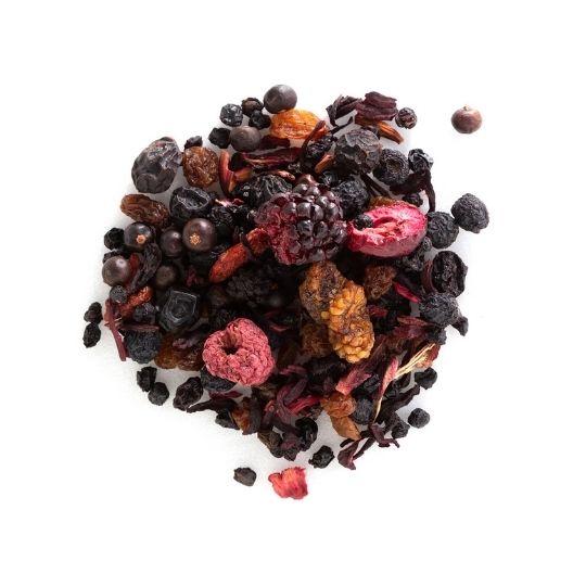 Blend de chá com frutas December Feelings
