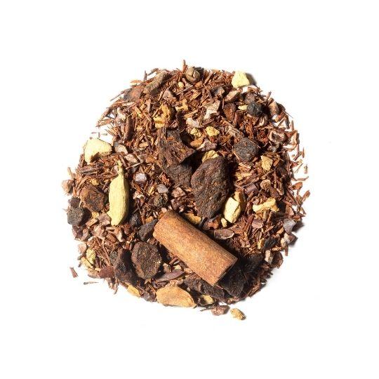 Blend de rooibos e especiarias Hot Chocolate