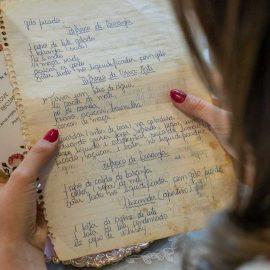 Love Recipe receita vo Lucilda