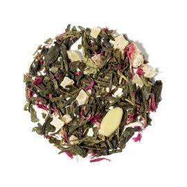 Blend de chá verde com frutas Matcha Kiss