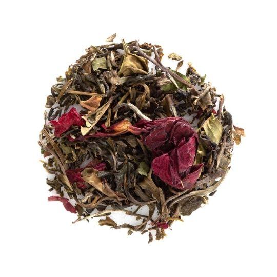Chá branco aromatizado Peony Blossom