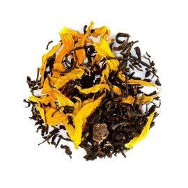 Blend de chá preto com pêssego Sunset Peach