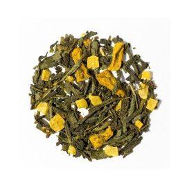 Blend de chá verde com frutas Sweet Curcuma