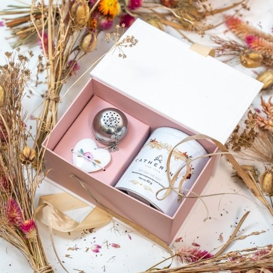 kit little box Catherine fine teas