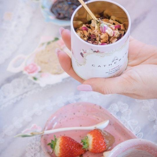 Blend de frutas e flores L'Amour lata