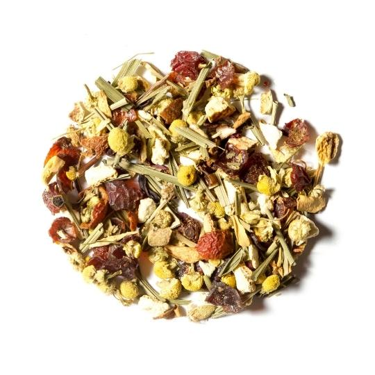 Blend de ervas e frutas Camillo Catherine Fine Teas