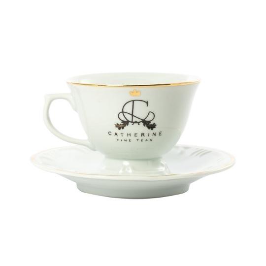 Xícara de chá Catherine Fine Teas