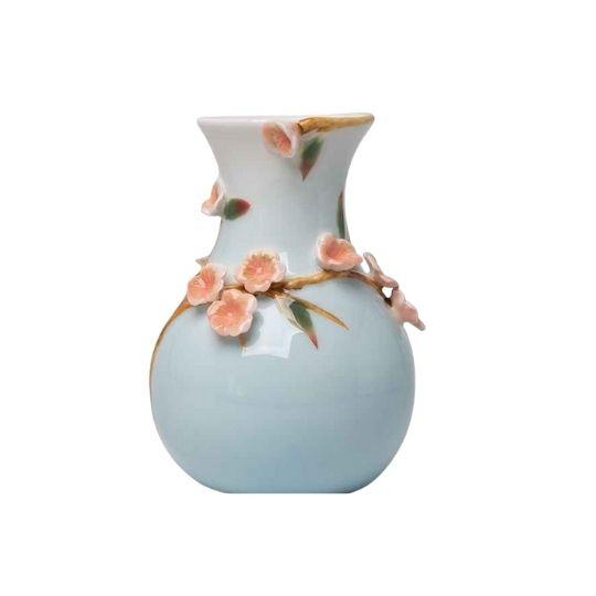 Vaso em porcelana Sakura