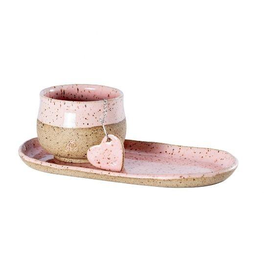 kit rustic cor rosa
